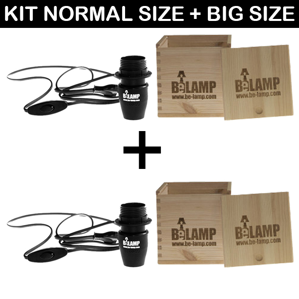 Kit Be Lamp Normal Size + Big Size